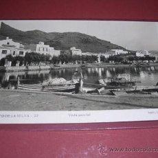 Postales: PUERTO DE LA SELVA 22 - VISTA PARCIAL , EDIT. LLENSA. Lote 16887106