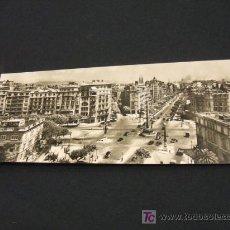 Postales: TARJETA POSTAL PANORAMICA - PLAZA DE LA VICTORIA - BARCELONA -. Lote 16921995