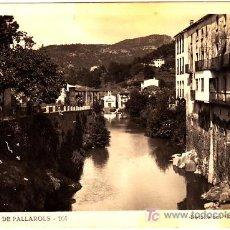 Postales: PS2522 SAN FELIU DE PALLAROLS 'DETALLE DEL RIUBRUGENT'. ESCRITA AL DORSO. 1948. POSTAL FOTOGRÁFICA. Lote 17056305