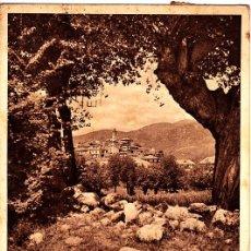 Postales: PS0167 BELLVER DE CERDAÑA 'VISTA PARCIAL'. HUECOGRABADO MUMBRÚ. CIRCULADA EN 1943. Lote 17073512