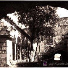 Postales: PS0179 BREDA 'CLAUSTROS DE LA IGLESIA'. EDICIONES FOTOGRÁFICAS BOSCH. SIN CIRCULAR. Lote 17073623