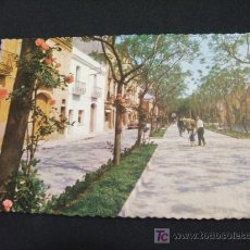 Postales: RAMBLA - GAVA - BARCELONA - . Lote 17162682