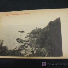 Postales: TARJETA POSTAL - VISTAS DE SANTA CRISTINA - LLORET DE MAR. Lote 17162733