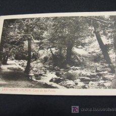 Postales: TARJETA POSTAL - SANT HILARI SACALM - CAMI DE LES FONTS - . Lote 17162754