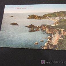 Postales: CAP DE TOSSA - TOSSA - COSTA BRAVA - . Lote 17176822