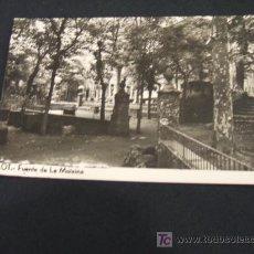 Postales: FUENTE DE LA MOIXINA - OLOT - . Lote 17179124