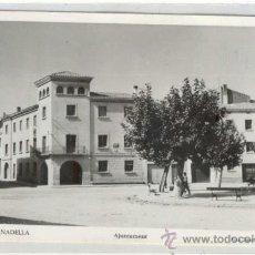 Postales: (PS-15162)POSTAL DE GRANADELLA(LLEIDA)-AJUNTAMENT. Lote 17247747