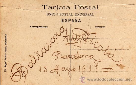 Postales: BARCELONA,CONVENTO DE LAS SALISAS.VER FOTO ADICIONAL - Foto 2 - 22333823
