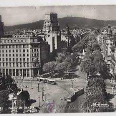 Postales - BARCELONA. PASEO DE GRACIA. ZERKOWITZ. ESCRITA - 17431418