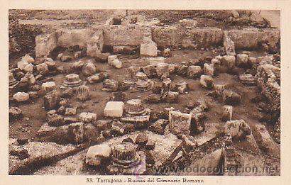 Tarragona ruinas del gimnasio romano editor comprar for Gimnasio tarragona