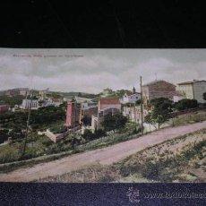 Postales: BARCELONA, VISTA GENERAL DE VALLVIDRERA. Lote 17522202