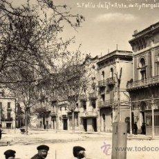 Postales: SAN FELIU DE GUIXOLS. Lote 17551263