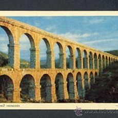 Postales: POSTAL DE TARRAGONA: AQUEDUCTE (RAYMOND NUM.1). Lote 17624598