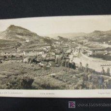 Postales: LA POBLA DE CLARAMUNT - VISTA GENERAL - . Lote 18913514