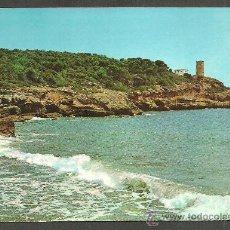 Postales - postal tarragona - un aspecto de la costa , torre de la mora - foto , raymond - 17771506