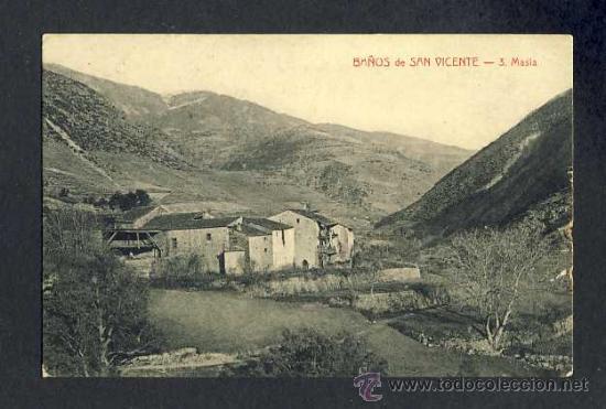 Postal Dels Banys De Sant Vicenç Lleida Masi Vendido En Venta Directa 17787527