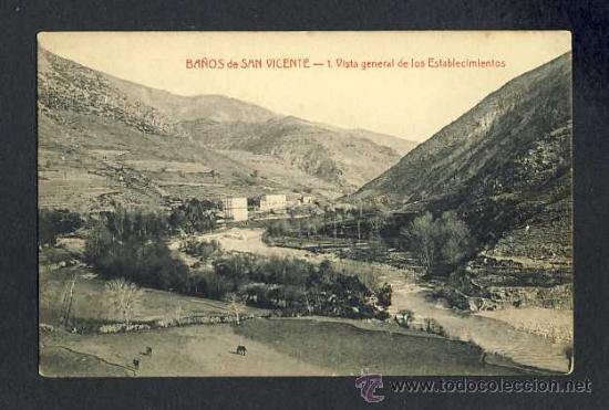 Postal Dels Banys De Sant Vicenç Lleida Vist Vendido En Venta Directa 17787539