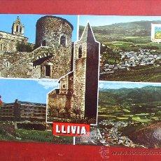 Postales: POSTAL DE LLIVIA-,, GIRONA , VER FOTO INFORMATIVA . Lote 17837284