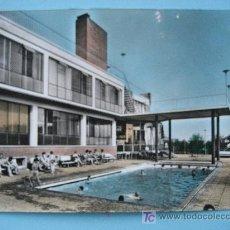 Postales: SABADELL. 12151. PISCINA INFANTIL DEL CLUB NATACION SABADELL. ZERKOWITZ. ESCRITA 1962. Lote 24542921