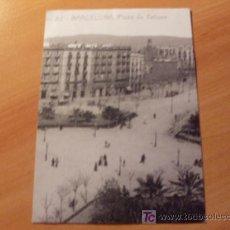 Postales: BARCELONA . PLAZA TETUAN . . Lote 18100417