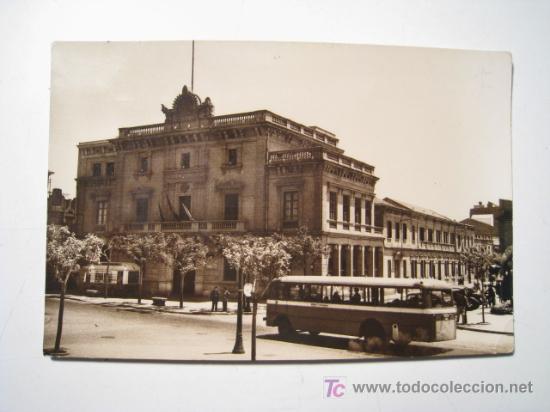 POSTAL HOSPITALET LLOBREGAT: AYUNTAMIENTO (Postales - España - Cataluña Moderna (desde 1940))