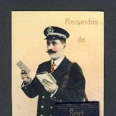 Postales: POSTAL DE SORT (LLEIDA): RECORDS. DESPLEGABLE AMB 10 VISTES (VEURE FOTO ADICIONAL). Lote 18061211