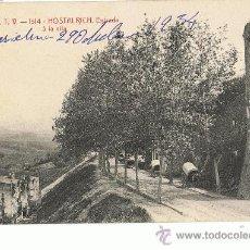 Postales: HOSTALRICH, GERONA. Lote 24927931
