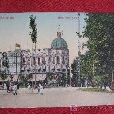 Postales: BARCELONA - GRAN HOTEL COLON. Lote 18308524