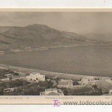 Postales: PUERTO DE LA SELVA. ENTRADA A LA POBLACIÓN. (EDIT. LLENSA). Lote 18295276