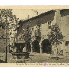 Postales: EXPOSICION INTERNACIONAL DE BARCELONA. Lote 26758944