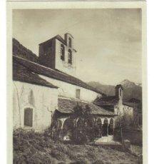 Postales: CAMI DE RIBES A NURIA-3-ESGLÉSIA DE CARALPS (PIRINEU CATALA)- ZERKOWITZ. Lote 26758947