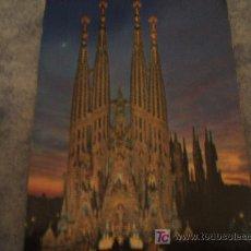 Postales: BARCELONA. Nº 66. TEMPLO SAGRADA FAMILIA.. Lote 23564063