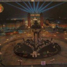 Postales: BARCELONA. Nº 12. PLAZA ESPAÑA-PALACIO NACIONAL. Lote 26036606