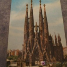 Postales: BARCELONA Nº 11. TEMPLO SAGRADA FAMILIA.. Lote 23474559