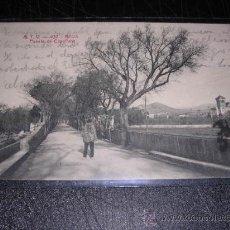 Postales: A.T.V. -437 REUS PUENTE DE CAPELLANS,CIRCUL. 1906-14X9 CM.. Lote 18439201