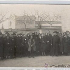 Postales: (PS-16179)POSTAL FOTOGRAFICA DE SANT BENET DE MATARO-ROMERIA DELS OBLATS. Lote 18451931