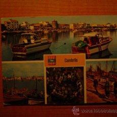 Postales: POSTAL CAMBRILS CIRCULADA. Lote 18489194
