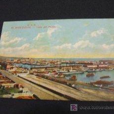 Postales: VISTA DEL PUERTO - BARCELONA - . Lote 18621606