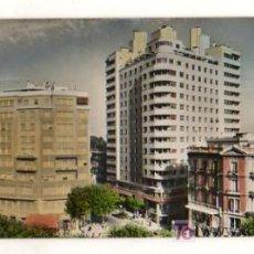 Postales: BARCELONA. PLAZA DE URQUINAONA. POSTAL PANORÁMICA. (ZERKOWITZ). 20 X 9 CM. . Lote 18685574