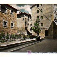 Postales: SOLSONA. PLAZA RIBERA. (ZERKOWITZ, Nº 33. ED. B. SUBIRÁ). Lote 18685686