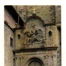 Postales: SOLSONA. CATEDRAL. PUERTA DE SAN AGUSTÍN. (ED. RAYMOND). Lote 18685734