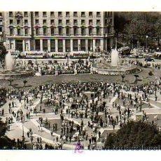 Postales: BARCELONA. PLAZA CATALUÑA. (ZERKOWITZ). Lote 18912191