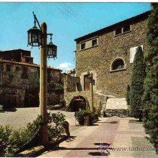 Postales: RIPOLL - 2248 PLAZA ABAD OLIVA. Lote 18846812
