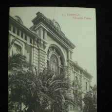 Postales: TARJETA POSTAL. TARRASA. ALMACÉN FREIXA. AÑOS 20.. Lote 18870797