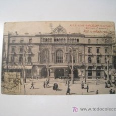 Cartes Postales: POSTAL BARCELONA: GRAN TEATRO LICEO (ATV). Lote 18893154