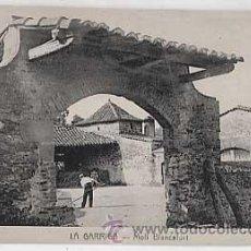 Postales: BARCELONA. LA GARRIGA. MOLI BLANCAFORT. L. ROISIN FOT. SIN CIRCULAR. Lote 18979969