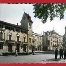 Cartoline: FIGUERAS, GERONA, ENTRADA A LA RAMBLA, P37953. Lote 18982591