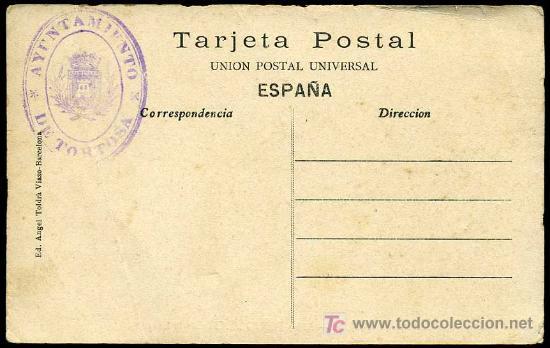 Postales: TORTOSA (Tarragona) : A.T.V. Nº 585 - Calle de la Lonja - Foto 2 - 18991608
