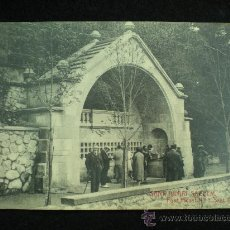 Postales: TARJETA POSTAL. SANT HILARI SACALM. FONT PICANT. SANT JOSEP. AÑOS 20.. Lote 19030417