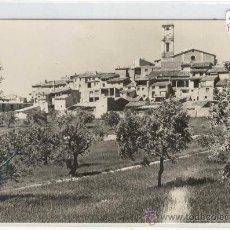 Postales: (PS-17148)POSTAL DE LA FIGUERA(TARRAGONA)-VISTA GENERAL. Lote 19103805